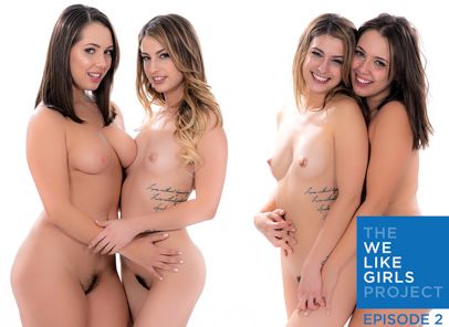 [GirlsWay] Jenna Sativa, Kristen Scott – We Like Girls