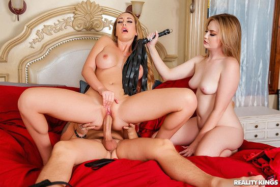 [MomsBangTeens] Brett Rossi, Britney Light – Nothing To See Here