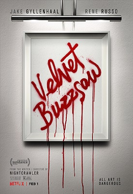 Velvet Buzzsaw (2019).avi WEBRiP XviD AC3 - iTA