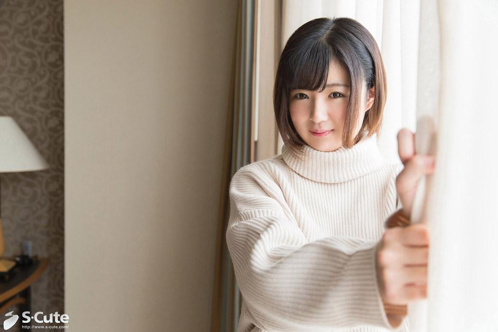 CENSORED S-Cute 672_kaho_01 照れながらも身を任せるウブっ子とH/Kaho, AV Censored