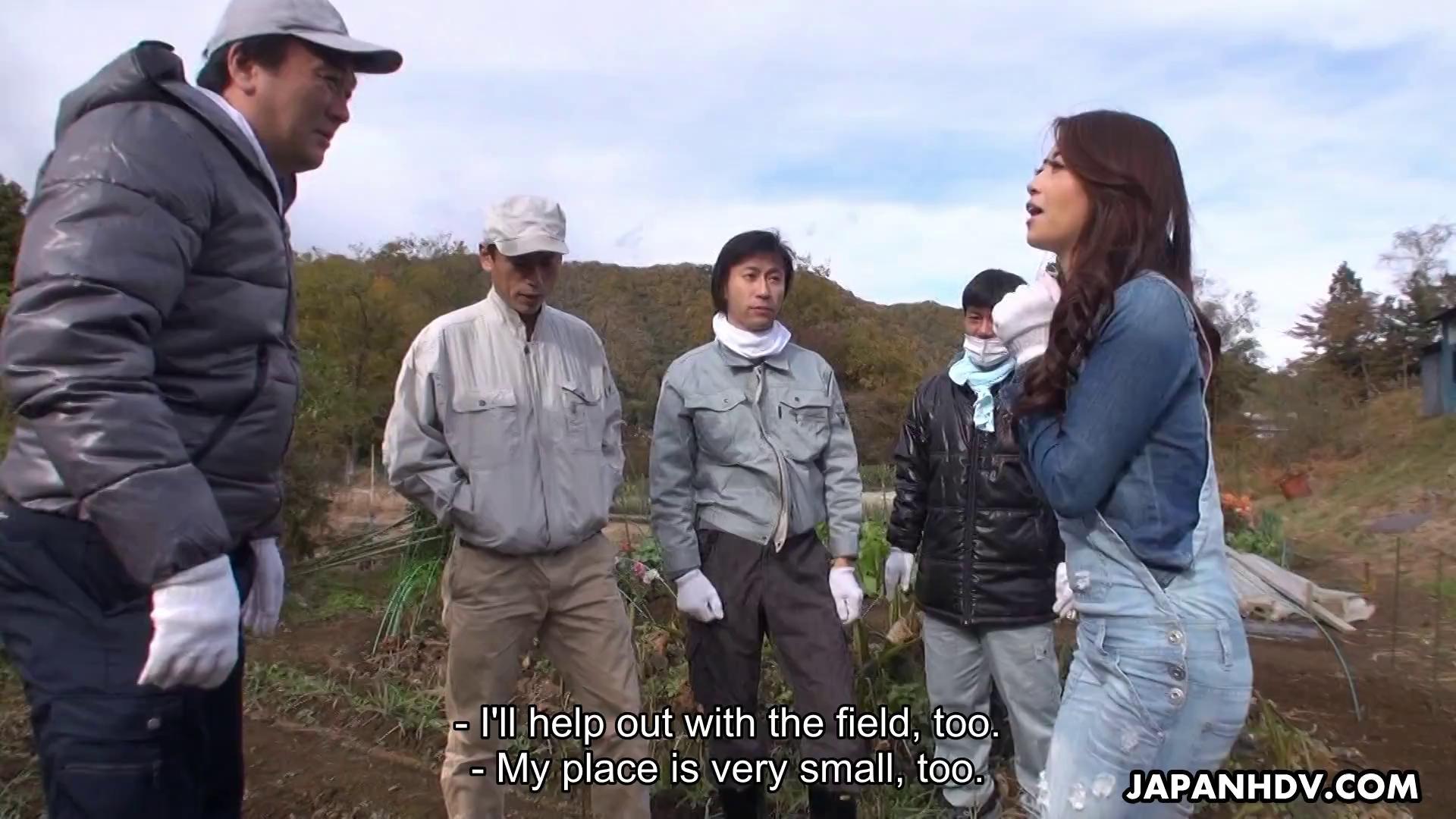 JapanHDV – Maki Hojo