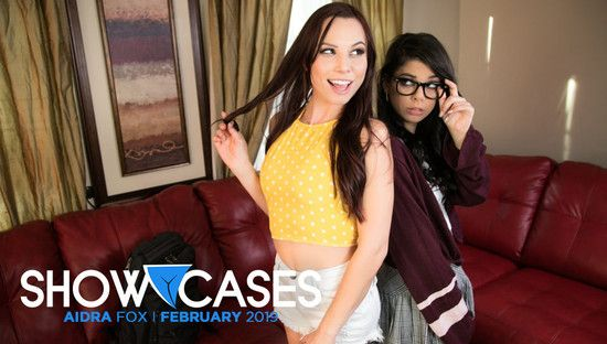 GirlsWay – Aidra Fox, Gina Valentina – Showcase Aidra Fox