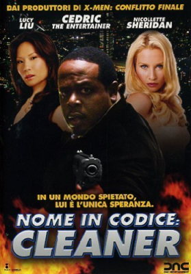 Nome In Codice: Cleaner (2007) DVD9 Copia 1:1 iTA-ENG