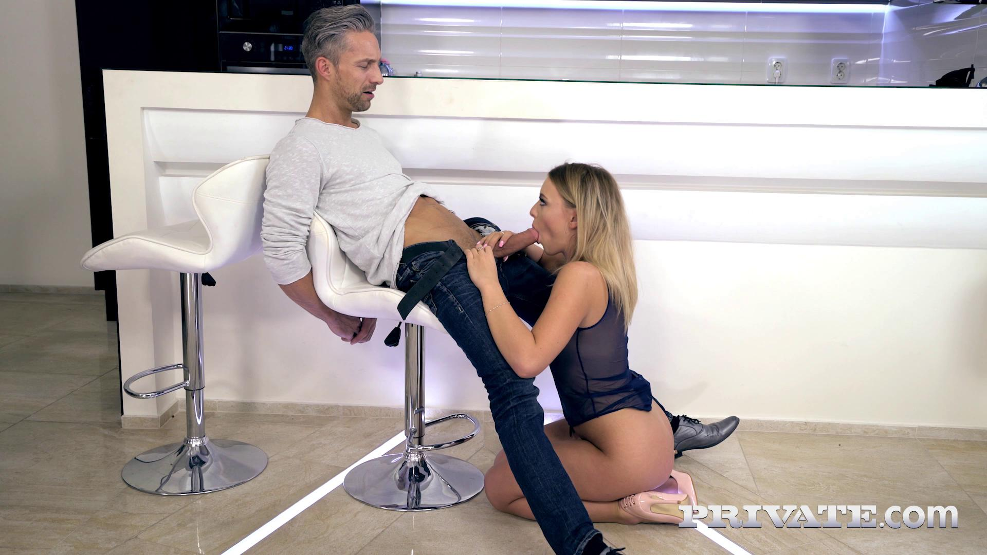 Daniella Margot Horny Bartender Enjoys Anal