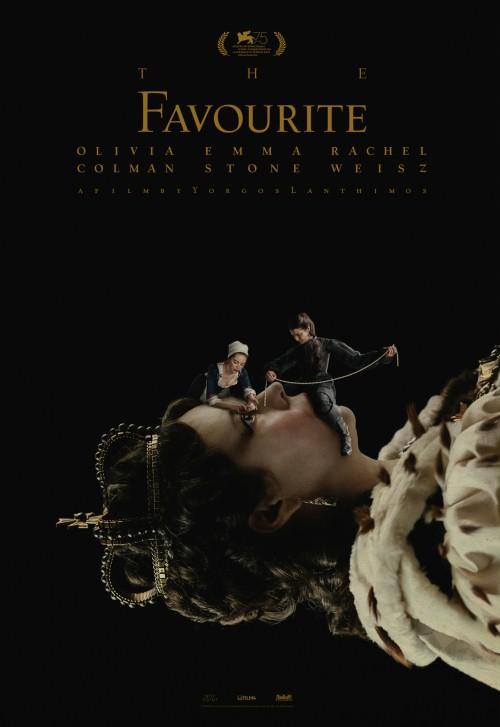 Faworyta / The Favourite (2018)  PLSUBBED.480p.WEB-DL.AC3.Xvid-MR / Napisy PL wtopione