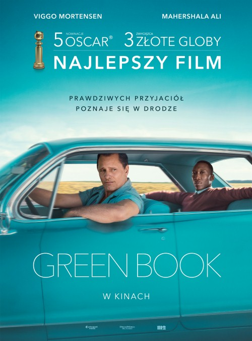 Green Book (2019)  PL.BDRip.Xvid-KiT / Lektor PL