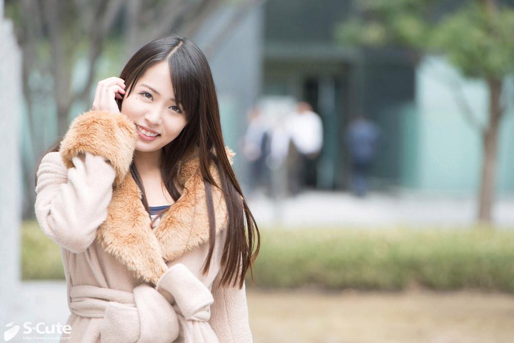 CENSORED S-Cute 392_miho_03 スタイル抜群美女が自分から欲しがるエッチ/Miho, AV Censored