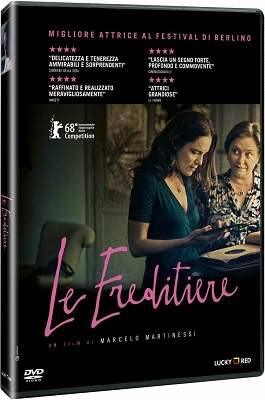 Le Ereditiere (2018).avi DVDRiP XviD AC3 - iTA