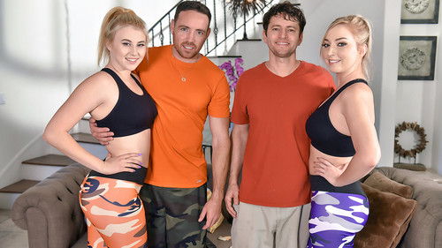 DaughterSwap -Zoe Parker, Kinsley Anne – Daughters And Dad Bods