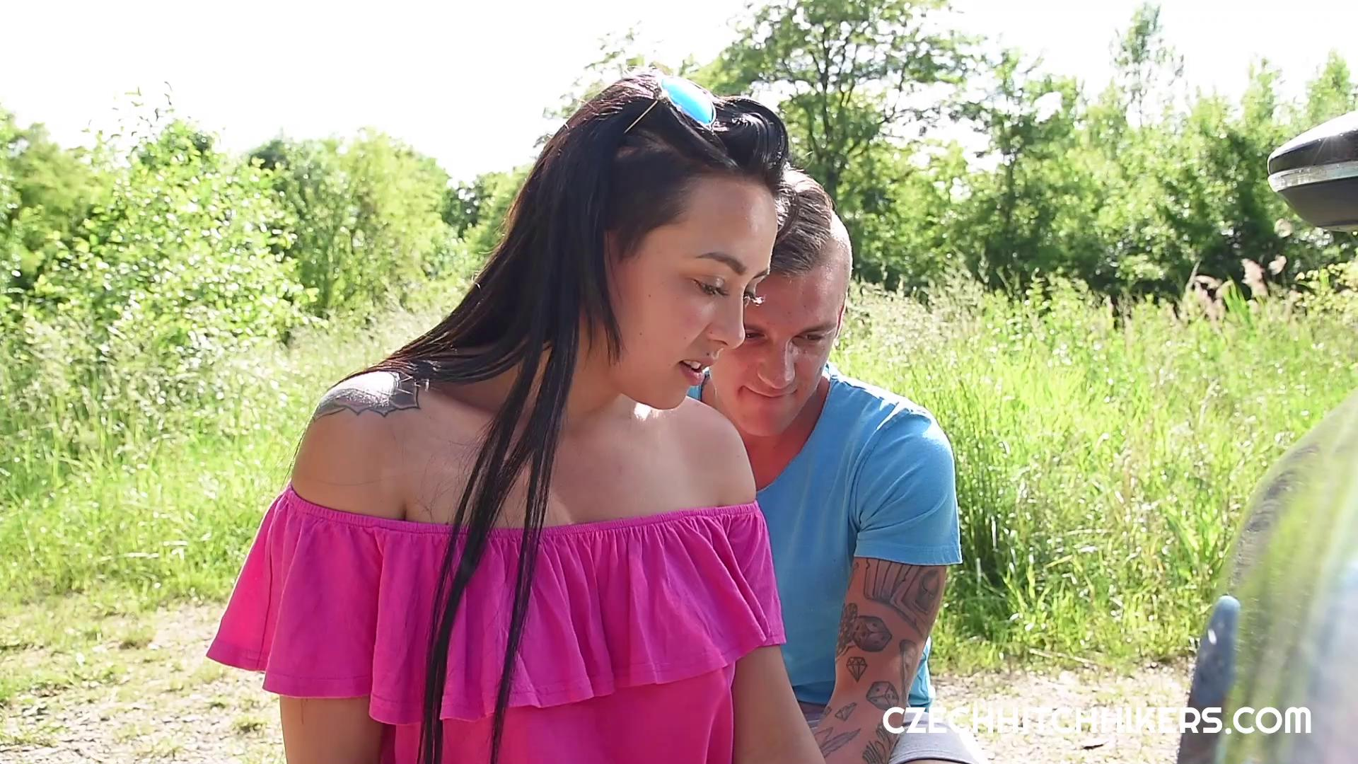 CzechHitchHickers – Innocent Student