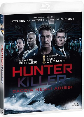 Hunter Killer - Caccia Negli Abissi (2018).mkv BluRay 1080p DTS iTA TrueHD ENG AC3 iTA ENG x264