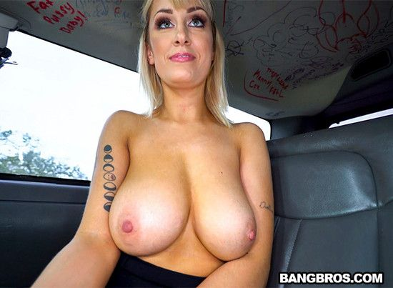 [BangBus] Maxim Law – Naughty Big Tit Teacher Got Picked Up