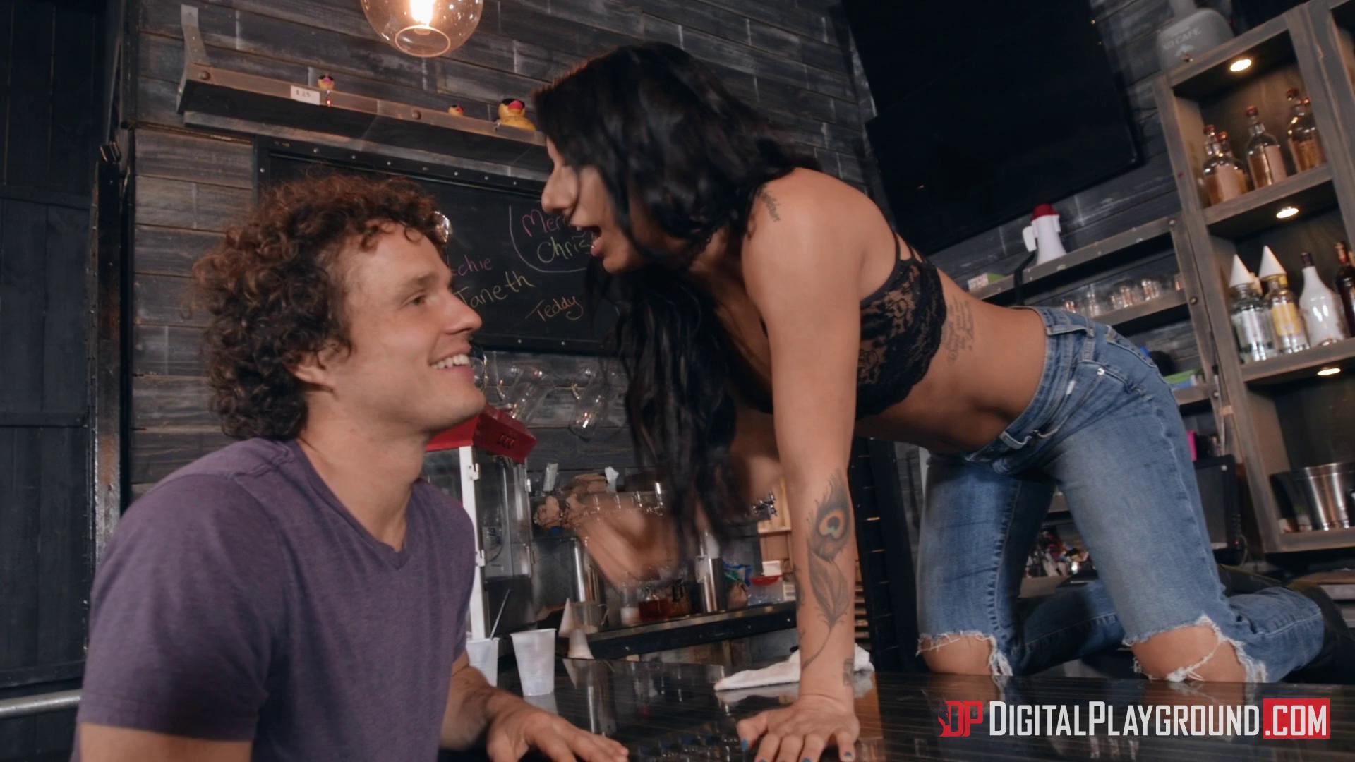 Alissa Avni Booty-Ful Bartender