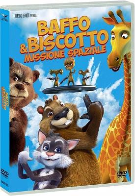 Baffo & Biscotto - Missione Spaziale (2018).avi DVDRiP XviD AC3 - iTA
