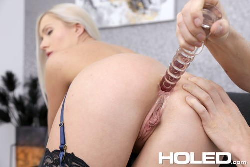 [Holed] Angelika Grays – Gaped Ass to Mouth