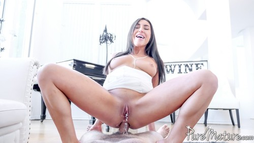 [PureMature] Christiana Cinn – The Englishmen